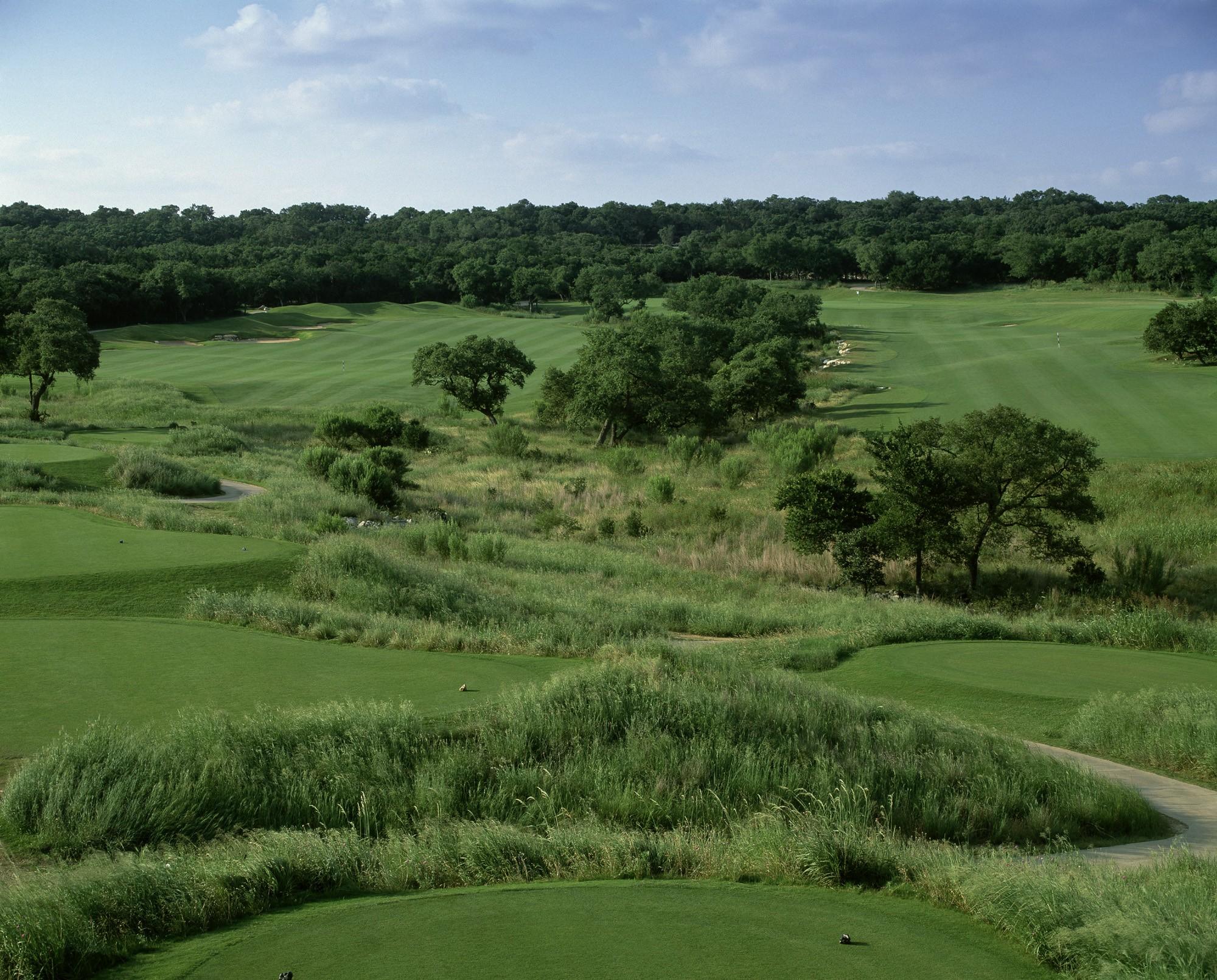 San Antonio Golf Course | Canyon Springs Golf Club