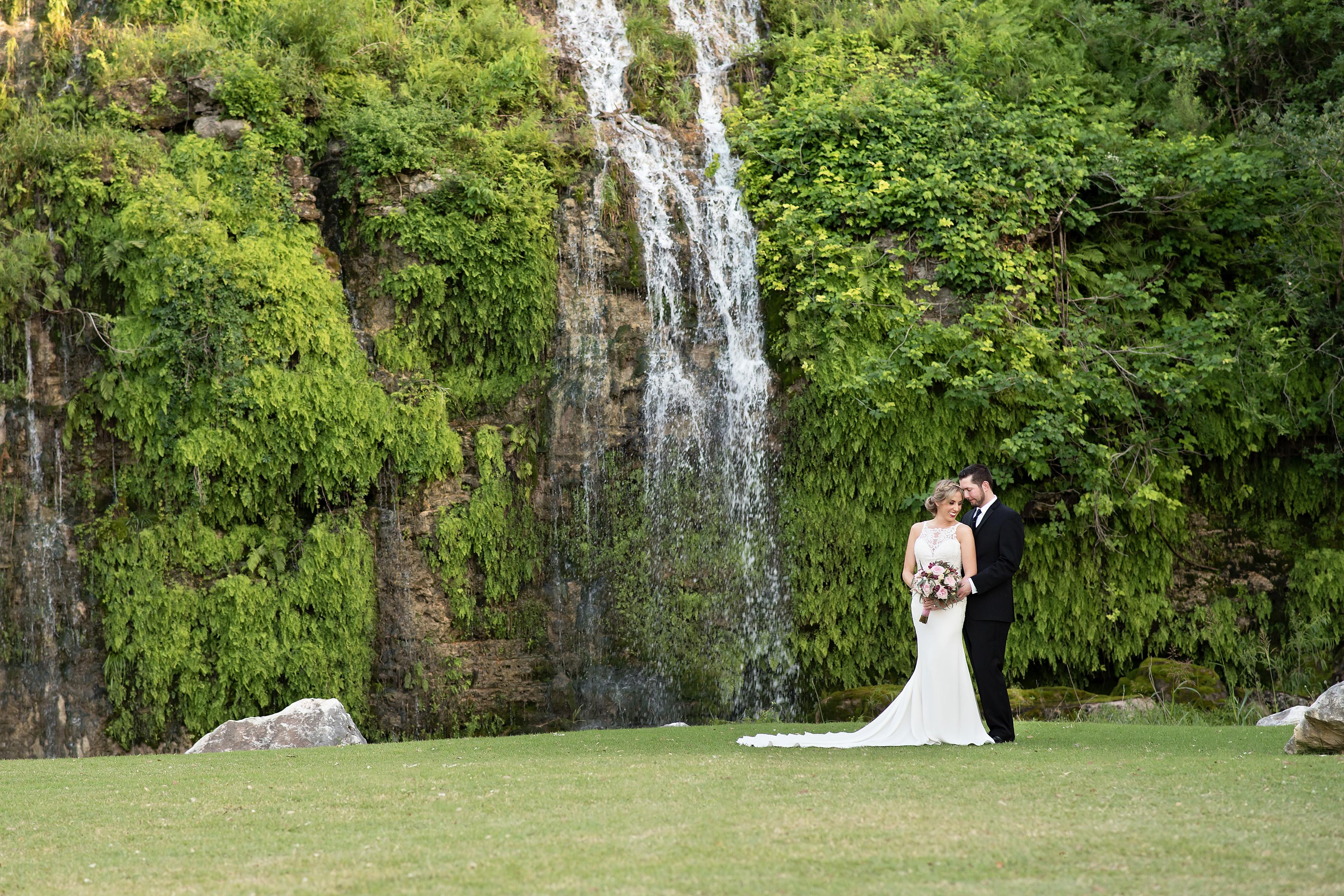 San Antonio Golf Wedding Venue Rental Canyon Springs